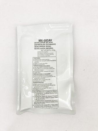 Bột từ Sharp MX-500AV – Dùng cho máy MX-M283/ 363/ 453/ 503 (310g)