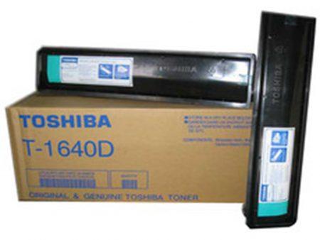 Hộp mực Toshiba T-1640D – Cho máy e-STUDIO 163/ 165/ 166/ 203/ 205/ 206/ 207