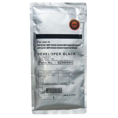 Bột từ Ricoh Developer Black – Cho máy Aficio MP4000/ 4001/ 4002/ 5000/ 5001 (500g)