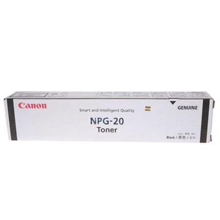 Mực photo Canon NPG-20 – Dùng cho máy photo iR1600/ iR2000/ iR3300 (440g)
