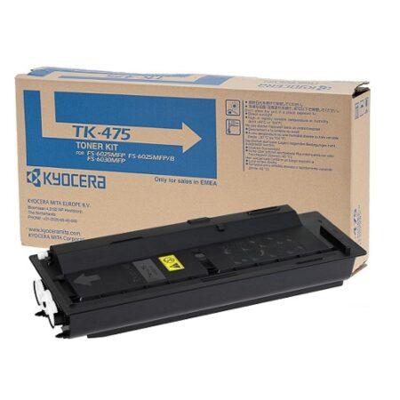 Hộp mực Kyocera TK-475 – Cho máy TASKalfa 255/ 305, Fs-6025/ 6525