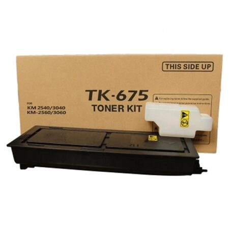 Hộp mực Kyocera TK-675 – Cho máy KM-2540/ 2560/ 3040/ 3060