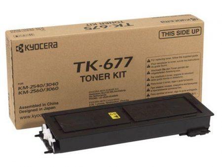 Mực photo Kyocera TK-675/ 677/ 678/ 679 – Dùng cho máy KM-2540/ 3060