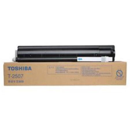 Hộp mực Toshiba T-2507 – Cho máy e-STUDIO 2006/ 2306/ 2506/ 2007/ 2307/ 2507