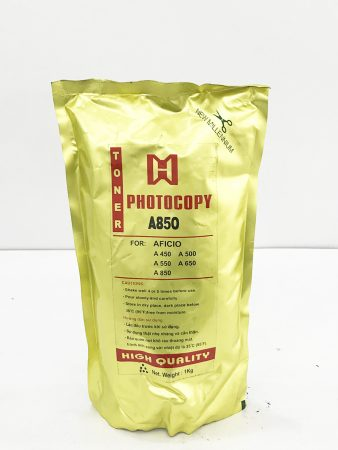 Mực đổ photo A850 – Ricoh Aficio 1060/ 1075/ 2075, MP6500/ 7001/ 7500 (1kg)