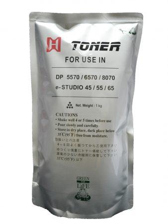 Mực đổ photo TYPEA – Toshiba DP 5570/ 6570/ 8070/ E45/ 55/ 65 (1kg)