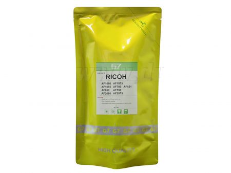 Mực gói G7 vàng cho các dòng máy photocopy Ricoh