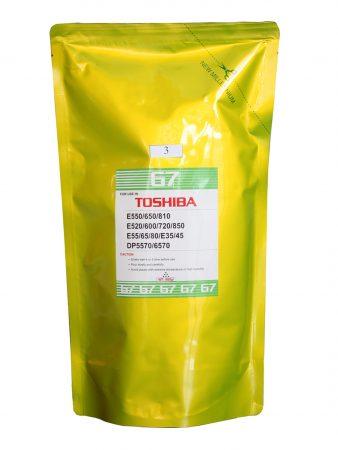 Mực đổ G7 cho máy photo Toshiba DP 5570/ 6570/ 8070/ E45/ 55/ 65 (1kg)