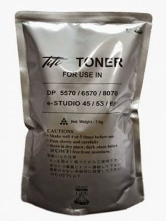 Mực đổ photo TITI – Toshiba DP 5570/ 6570/ 8070/ E45/ 55/ 65 (1kg)