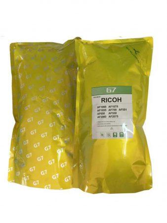 Mực đổ photo G7 – Ricoh Aficio 550/ 650/ 1060/ 1075/ 2075, MP6500/ 7001/ 7500 (1kg)