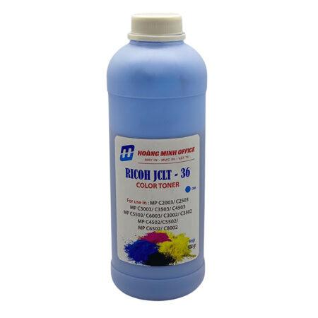 Mực đổ photo màu xanh Ricoh MP C4502/ 5502/ 6502/ 4503/ 5503/ 6503