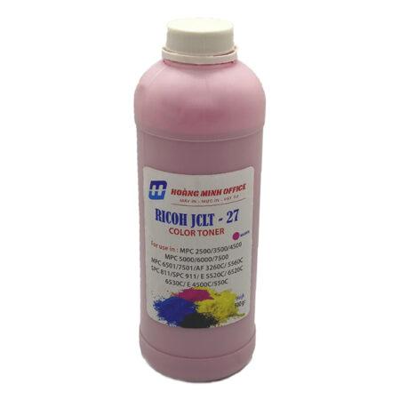 Mực chai màu đỏ Ricoh MP C2500/ C3500/ C6000/ C7500/ C6501/ C7501