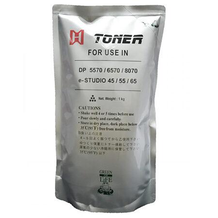 Mực gói TYPEA cho các dòng máy photocopy Toshiba (1kg)