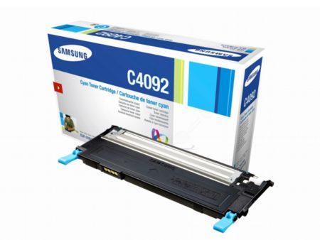 Hộp mực màu Samsung CLP-C409S (xanh) – Cho máy  CLP-310/ 315/ CLX-3170/ 3175