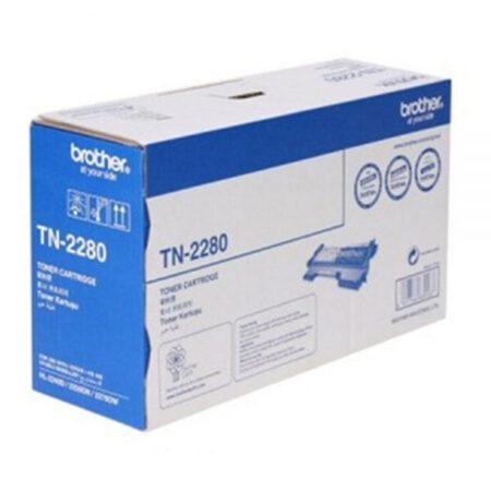 Hộp mực Brother TN2280 – Cho máy HL-2240/ 2250/ DCP-7060/ MFC-7360/ 7470/ 7860