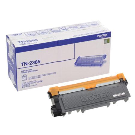 Hộp mực Brother TN2385 – Cho máy HL-L2321d/ 2366dw/ L2520d/ MFC-L2701dw