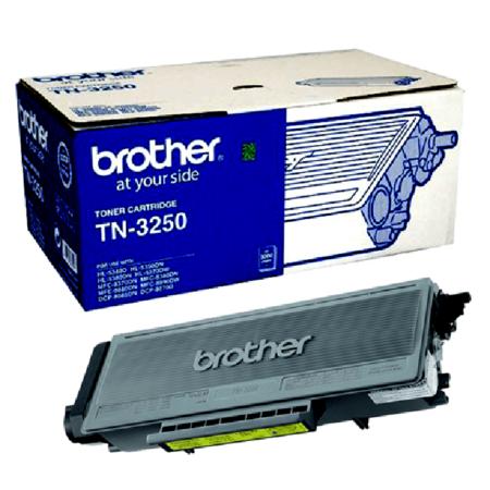 Hộp mực Brother TN3250 – Cho máy Brother HL-5340/ 5350/ 5370, MFC-8880