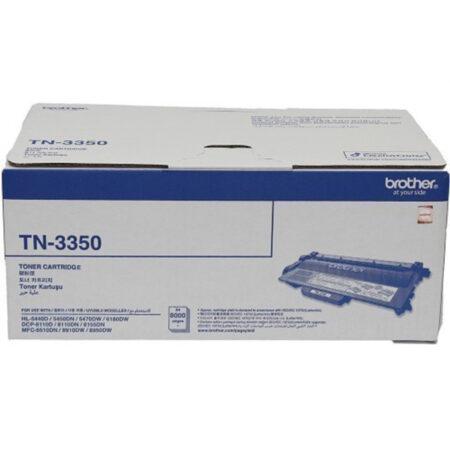 Hộp mực Brother TN3350 – Cho máy Brother HL-5440/ 5450/ 5470/ MFC-8710