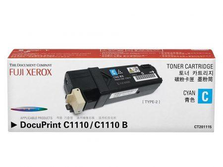 Hộp mực màu Xerox CT201115 (xanh) – Cho máy DocuPrint C1110b/ C1110