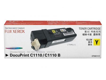 Hộp mực màu Xerox CT201116 (vàng) – Cho máy DocuPrint C1110b/ C1110
