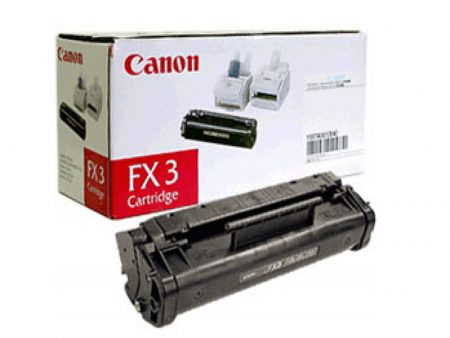 Hộp mực in Canon FX-3 – Dùng cho máy fax L200/ L220/ L250/ L260/ L300/ L350