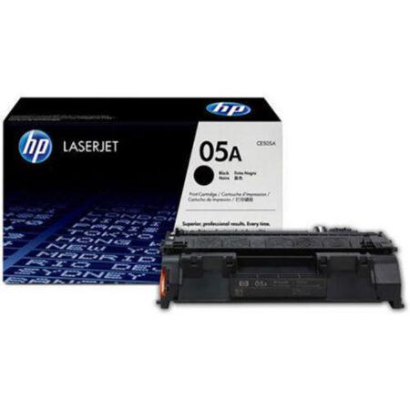 Hộp mực in HP 05A (CE505A) – Dùng cho máy in HP P2035/ P2055