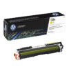 Hộp mực màu HP 126A (vàng) - Cho máy HP Color CP1020/ CP1025/ CP1025nw