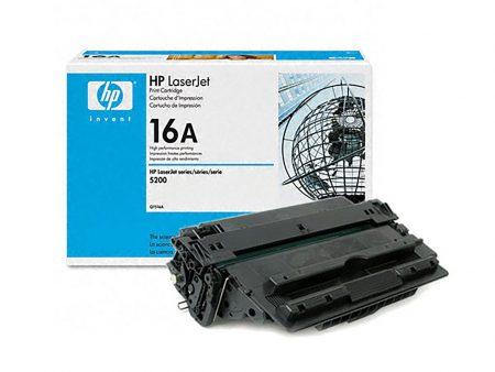 Hộp mực in HP 16A (Q7516A) – Dùng cho máy in HP LaserJet 5200