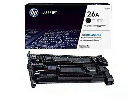 Hộp mực in HP 26A (CF226A) – Cho máy HP M402d/ M402dn/ M426fdn/ M426fdw