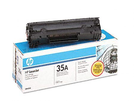 Hộp mực in HP 35A (CB435A) – Cho máy HP P1005/ P1006/ P1007/ P1008