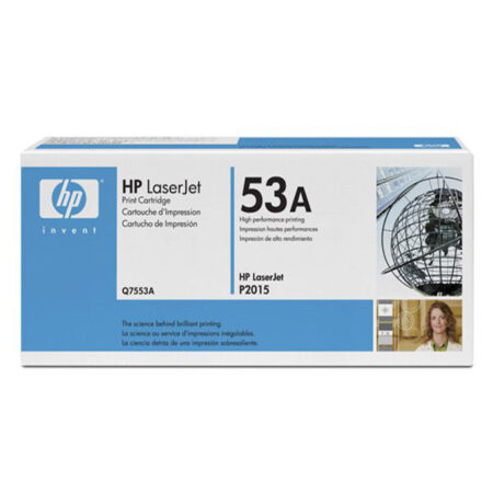 Hộp mực in HP 53A (Q7553A) – Cho máy in HP P2014/ P2015/ M2727