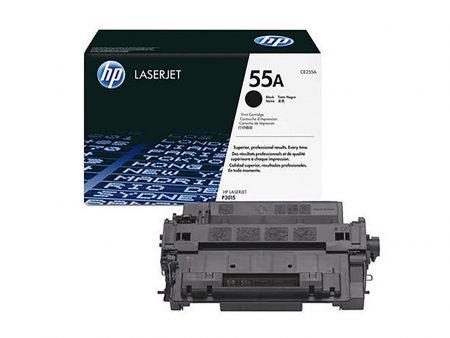 Hộp mực in HP 55A (CE255A) – Cho máy HP P3015/ P3016/ M521 mfp