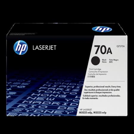 Hộp mực in HP 70A (Q7570A) – Dùng cho máy HP LaserJet M5025/ M5035
