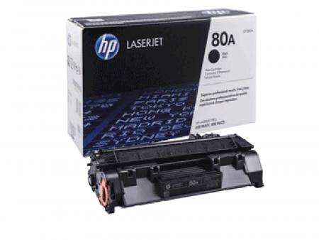Hộp mực in HP 80A (CF280A) – Cho máy HP M401n/ M401d/ 401dn/ M425dn