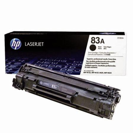 Hộp mực in HP 83A (CF283A) – Cho máy HP M125a/ M127fn/ M201n/ M201dw/ M225dw