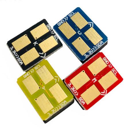 Bộ chip Samsung CLP-300, CLX-2160/ 3160N/ 6110 (BK/C/Y/M)