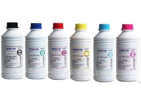 Bộ mực chuyển nhiệt InkBank 6 màu cho máy in phun Epson (1 lít)