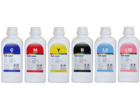 Bộ mực Dye Inkmate 6 màu cho máy in phun Epson (1 lít)