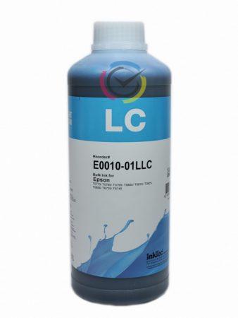 Mực Dye Inktec màu xanh nhạt cho máy in phun màu Epson (1 lít)