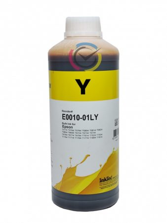 Mực Dye Inktec màu vàng cho máy in phun màu Epson (1 lít)