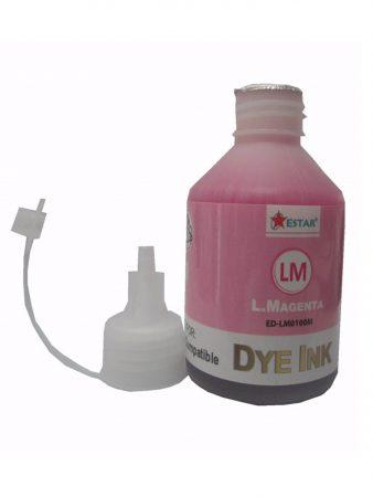 Mực Dye Estar màu đỏ nhạt cho máy in phun màu Epson (100ml)