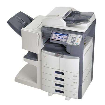 Máy photocopy Toshiba e-STUDIO 455 (In đảo mặt/ Copy/ Scan/ ARDF + Network)