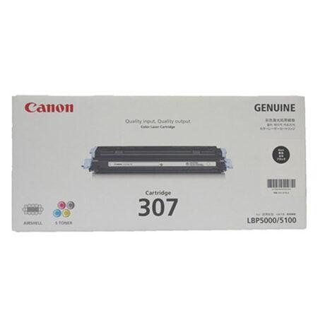 Hộp mực màu Canon 307 (đen) – Dùng cho máy LBP 5000/ 5100