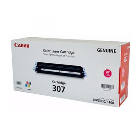 Hộp mực màu Canon 307 (đỏ) – Dùng cho máy LBP 5000/ 5100