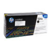 Hộp mực màu HP 124A (đen) - Dùng cho máy HP Color 1600/ 2600n