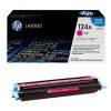 Hộp mực màu HP 124A (đỏ) - Dùng cho máy HP Color 1600/ 2600n