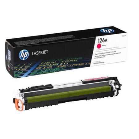 Hộp mực màu HP 126A (đỏ) – Cho máy HP Color CP1020/ CP1025/ CP1025nw