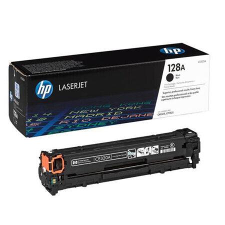 Hộp mực màu HP 128A (đen) – Cho máy HP Color CM1415fnw/ CP1525nw