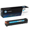 Hộp mực màu HP 128A (xanh) - Cho máy HP Color CM1415fnw/ CP1525nw