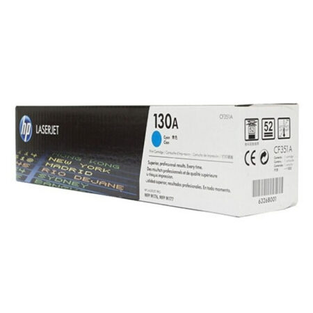 Hôp mực màu HP 130A (xanh) – Dùng cho máy HP Color M176n/ M177fw